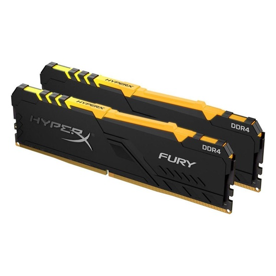 Kingston RAM HyperX Fury DDR4-3200 RGB 16GB Kit (2x8GB)  (HX432C16FB3AK2/16)