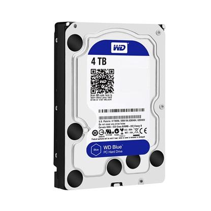Western Digital Εσωτερικός Σκληρός Δίσκος 4TB (Blue, 3.5'') (WD40EZAZ)