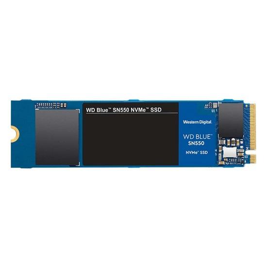 Western Digital Δίσκος SSD SN550 1TB NVME M.2 PCIe Gen3x4 (WDS100T2B0C)