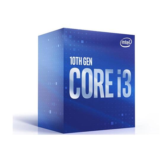Επεξεργαστής Intel Core i3-10100 6M Comet Lake 3.6 GHz (BX8070110100F) (INTELI3-10100F)
