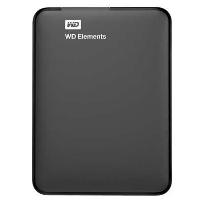"Western Digital Elements 4TB USB 3.0 (Black 2.5"") (WDBU6Y0040BBK-WESN) (WDBU6Y0040BBK)"