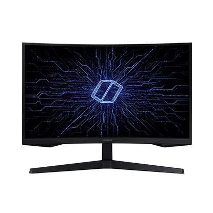 SAMSUNG Odyssey G5 LC27G55TQWUXEN WQHD WQHD Curved Gaming Monitor 27'' (LC27G55TQWUXEN) (SAMLC27G55TQWUX)