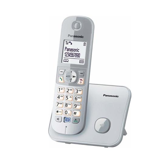 Ασύρματο Τηλέφωνο Panasonic KX-TG6811GS Pearl Silver (KX-TG6811GS) (PANKX-TG6811GS)