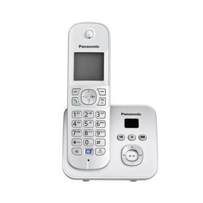 Ασύρματο Τηλέφωνο Panasonic KX-TG6821GS Pearl Silver (KX-TG6821GS) (PANKX-TG6821GS)