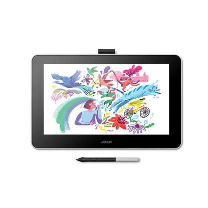 "Wacom One Creative Pen Display 13.3""  FHD (DTC133W0B) (WACDTC133W0B)"