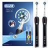 Ηλεκτρική Οδοντόβουρτσα Oral-B Pro2 2900 Cross Action Black +BONUS HANDLE (PRO22900) (BRAPRO22900)
