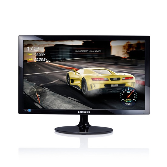 SAMSUNG LS24D332HSO Led Monitor 24'' (LS24D332HSO) (SAMLS24D332HSO)