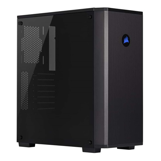 Corsair Carbide 175R RGB Tempered Glass Mid-Tower ATX Gaming Case — Black (CC-9011171-WW) (CORCC-9011171-WW)