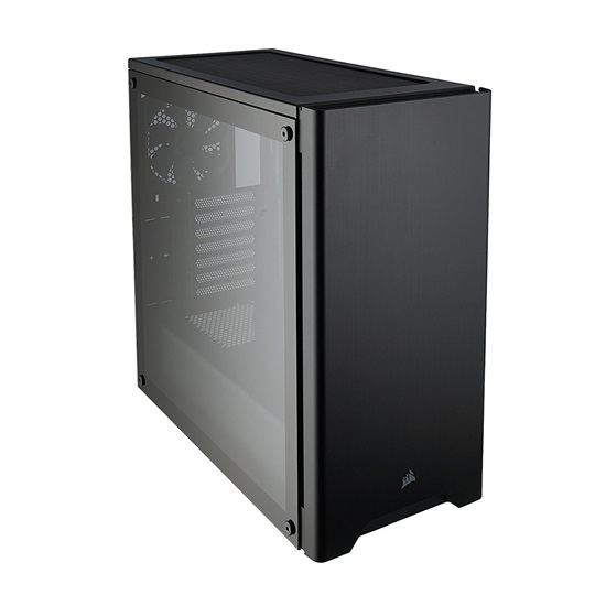 Corsair Carbide 275R Windowed Tempered Glass Mid-Tower Gaming Case (CC-9011132-WW)