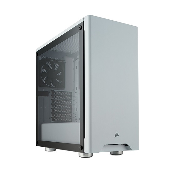 Corsair Carbide 275R Windowed Tempered Glass Mid-Tower Gaming Case White (CC-9011133-WW)