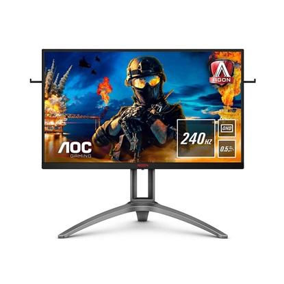 "AOC AGON AG273QZ Led Gaming QHD Monitor 27"" with Speakers (AG273QZ) (AOCAG273QZ)"