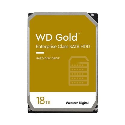 "Western Digital Εσωτερικός Σκληρός Δίσκος 18TB (Gold 3.5"") (WD181KRYZ)"