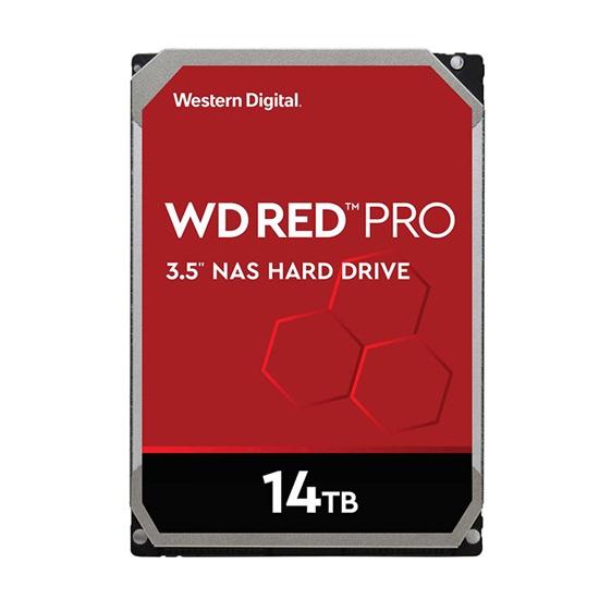 Western Digital Εσωτερικός Σκληρός Δίσκος 18TB RED PRO (CMR) (WD181KFGX)