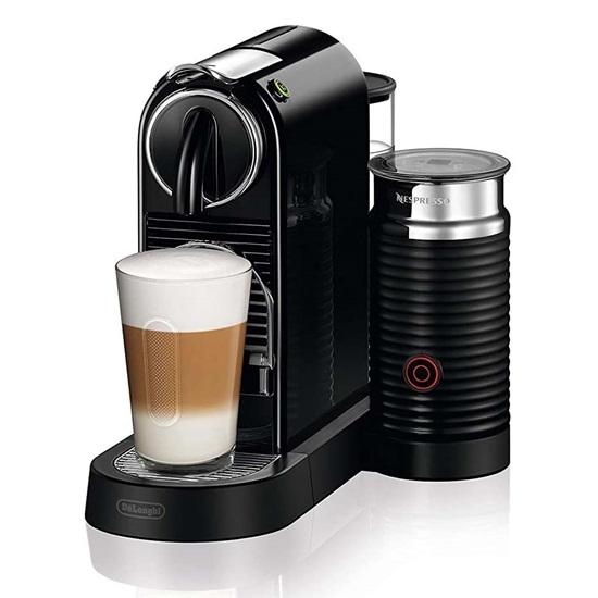 Delonghi Nespresso Citiz & Milk Black (EN267) (DLGEN267)