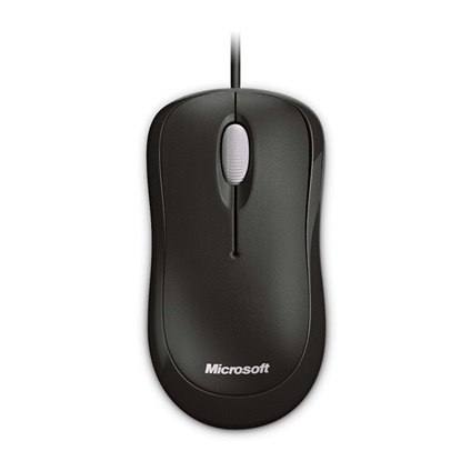 Microsoft Mouse Basic Optical Black (P58-00057)