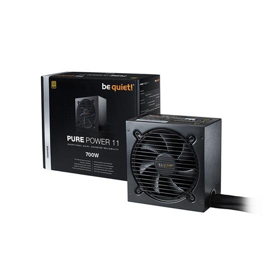 Be Quiet PC- Power Supply Pure Power 11 700W (BN295) (BQTBN295)