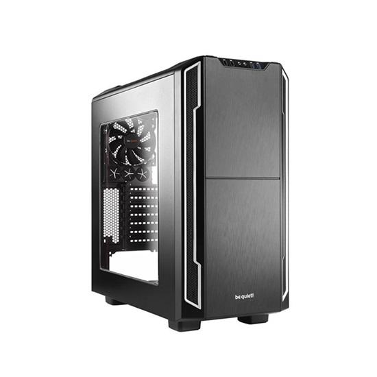 Be Quiet Case Silent Base 600 Window Silver (BGW07) (BQTBGW07)
