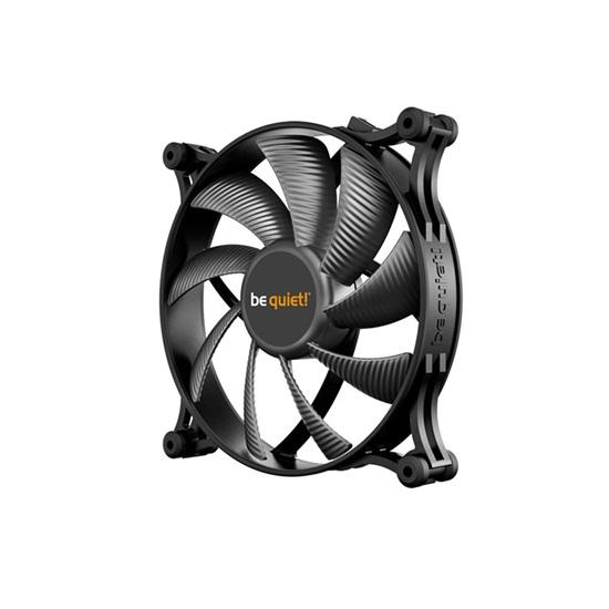 be quiet! Shadow Wings 2 case fan 140mm Black (BL086) (BQTBL086)