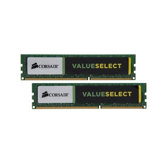 Corsair RAM ValueSelect 16GB Kit (2 x 8GB) DDR3 UDIMM (CMV16GX3M2A1600C11) (CORCMV16GX3M2A1600C11)