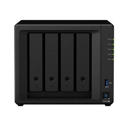 NAS Server Synology DiskStation (DS920+) (SYNDS920+)