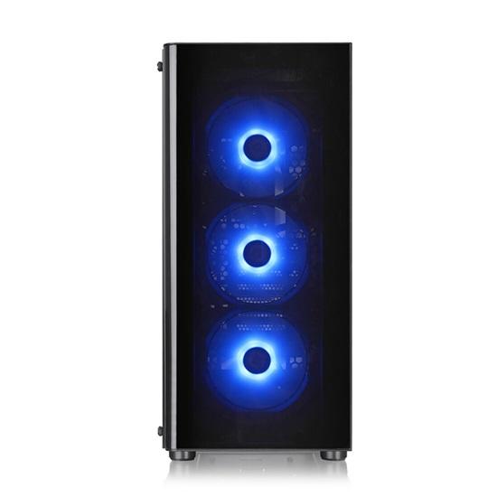 Thermaltake V200 Tempered Glass RGB Edition Case (CA-1K8-00M1WN-01)