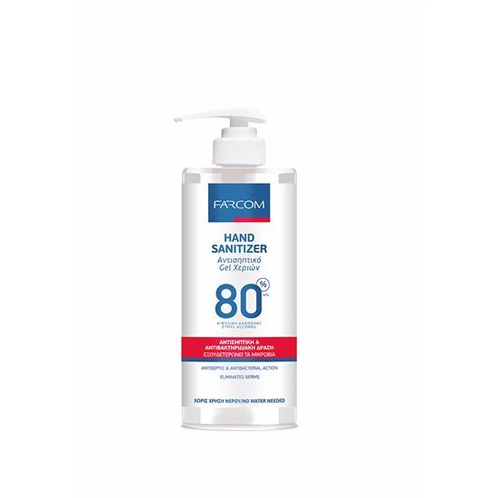 Αντισηπτικό Gel Καθαρισμού Χεριών Farcom 500 ml (VAR19697)
