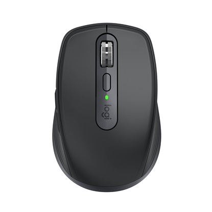 Logitech Mx 3 Anywhere Laser Mouse (Grahite,Wireless) (910-005988) (LOGMXAW3GGPH)