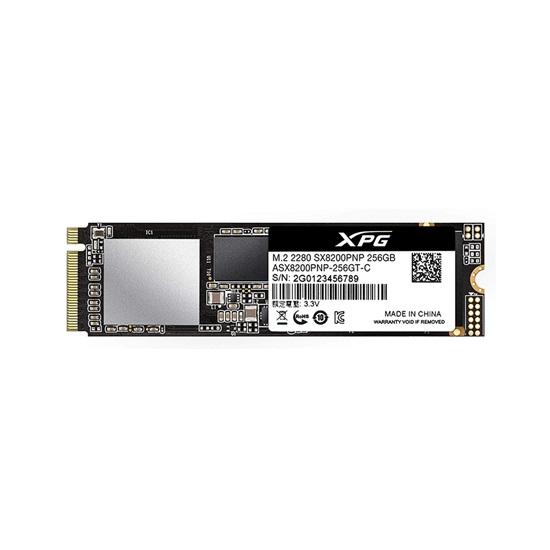 ADATA SSD  256GB XPG SX8200 Pro M.2 PCIe | M.2 2280 (ASX8200PNP-256GT-C)