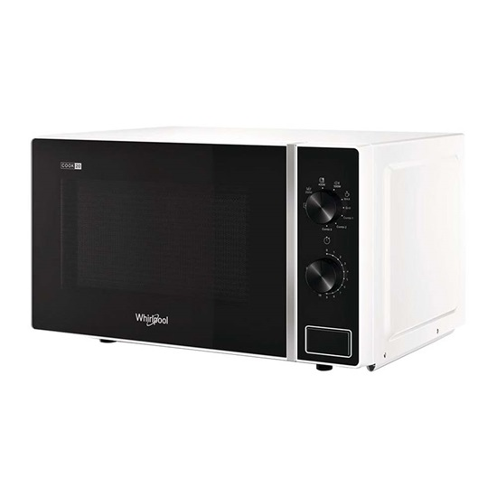 Whirlpool MWP 103 SB microwave Countertop Grill microwave 20L 700W White
