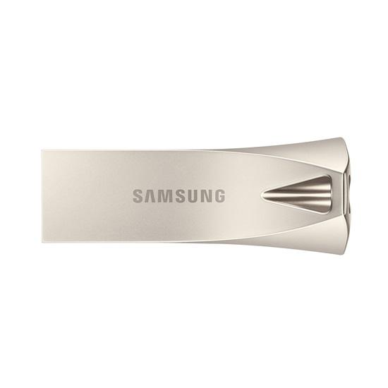 Samsung USB Flash Drive BAR Plus 64GB usb 3.1 (Champaign Silver) (MUF-64BE3/EU) (SAMMUF-64BE3/EU)