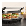 Τοστιέρα - Γκριλ 1500 W Rock'nGrill Rapid Cecotec (CEC-03065)