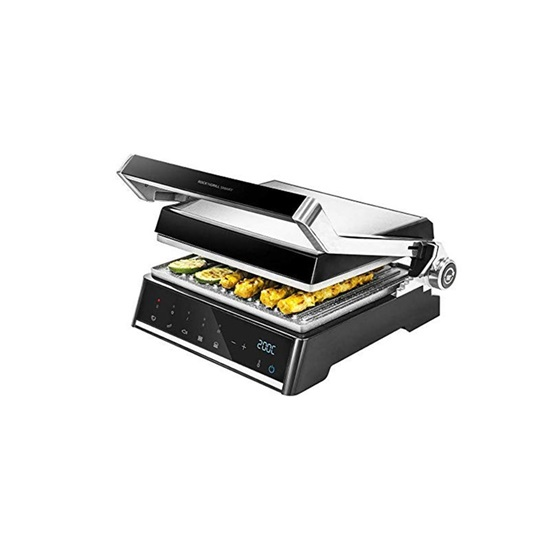 Τοστιέρα - Γκριλ 2000 W Rock´nGrill Smart Cecotec (CEC-03067)