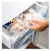 Σακούλες για Αεροστεγές Σφράγισμα Τροφίμων 20 x 600 cm 2 Ρολά Cecotec (CEC-04071)