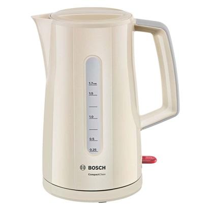 Bosch Βραστήρας 2400W 1.7lt Cream (TWK3A017)