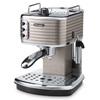 Delonghi Scultura Retro Μηχανή Espesso,Cappuccino,1100w/15 bar (ECZ351BG) (DLGECZ351BG)