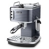Delonghi Scultura Retro Μηχανή Espesso,Cappuccino,1100w/15 bar (ECZ351GY) (DLGECZ351GY)