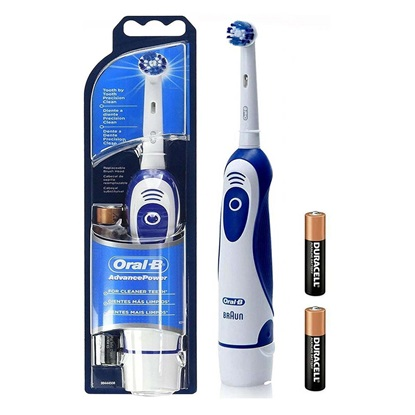 Ηλεκτρική Οδοντόβουρτσα Oral-B Advance Power 400 (DB4010) (BRAOLBADV400BRS)