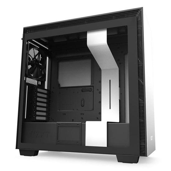 NZXT H710 Window White  (CA-H710B-W1) (NZXTCA-H710B-W1)