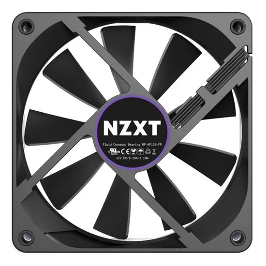 NZXT Aer F case fan 120mm Dual Pack (RF-AF120-D1) (NZXTRF-AF120-D1)