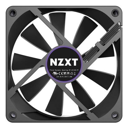 NZXT Aer F case fan 140mm Dual Pack (RF-AF140-D1) (NZXTRF-AF140-D1)