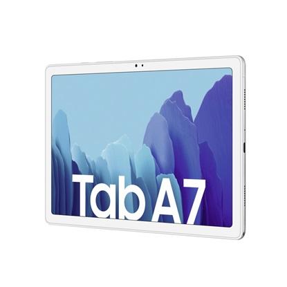 """Samsung Tablet Galaxy Tab A7 10.4"""" T500 Silver WiFi (SM-T500NZSA) (SAMSM-T500NZSA)"""