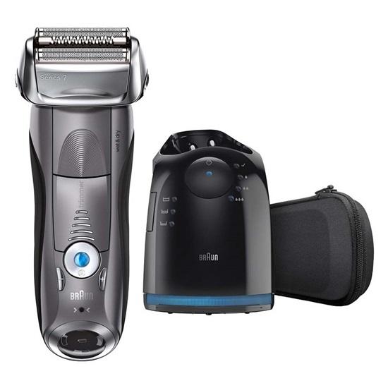 Ξυριστική μηχανή Braun Series 7 7865cc Clean & Charge System (7865CC) (BRA7865CC)