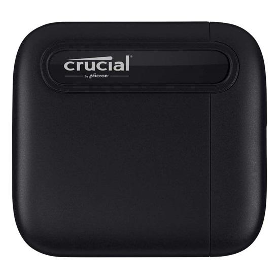 Crucial portable SSD X6 1TB USB 3.1 Type-C (CT1000X6SSD9) (CRUCT1000X6SSD9)