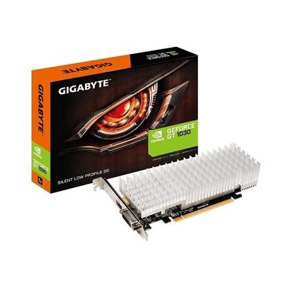 VGA Gigabyte GeForce GT 1030 2GB Silent Low profile (GV-N1030SL-2GL) (GIGGV-N1030SL-2GL)