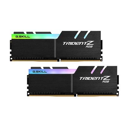 G.Skill RAM Trident Z DDR4 3600MHz RGB 32GB Kit (2x16GB) (F4-3600C17D-32GTZR) (GSKF4-3600C17D-32GTZR)