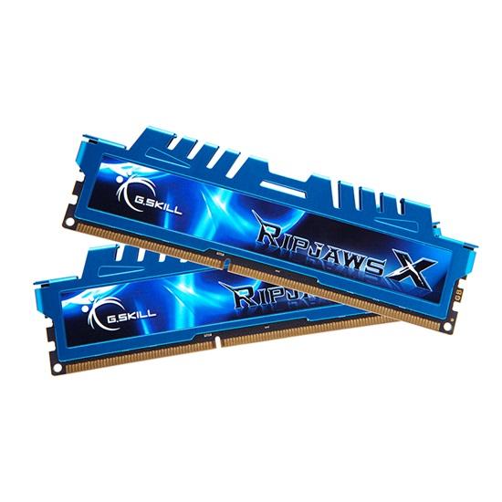 G.Skill RipjawsX DDR3 16GB (2x8GB) UDIMM 2400MHz CL11-13-13 1.65V (F3-2400C11D-16GXM) (GSKF3-2400C11D-16GXM)