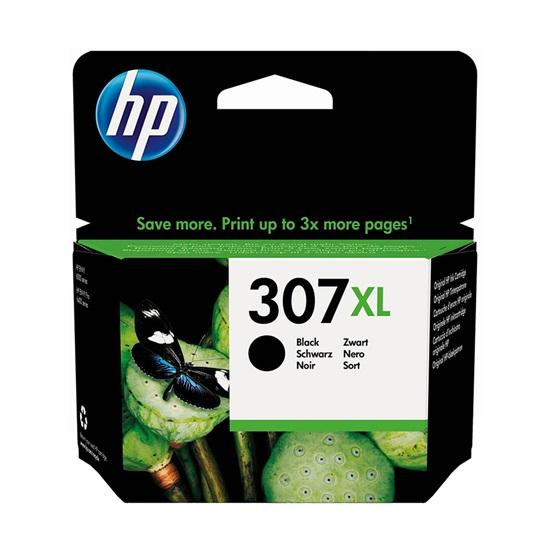 HP Μελάνι Inkjet No.307XL Black (3YM64AE) (HP3YM64AE)