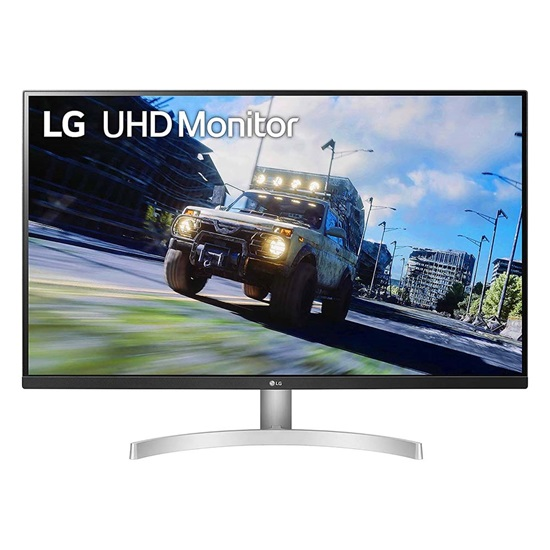 LG 32UN500-W Led 4K UHD Monitor 32'' with Speakers (32UN500-W) (LG32UN500W)