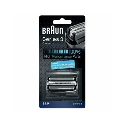 Ανταλλακτικό Ξυριστικής Μηχανής Braun 32B Combipack (32B) (BRA32B)