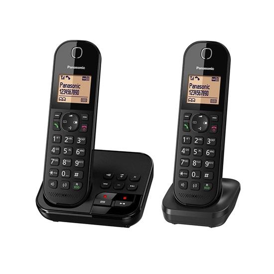Ασύρματο Τηλέφωνο Panasonic KX-TGC422GB Black (KX-TGC422GB) (PANKX-TGC422GB)